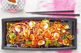 soba noodle salad recipe healthy lunch ideas tesco real food