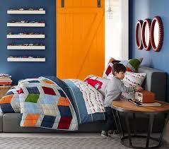 deco chambre orange 88 idées cool de déco chambre enfant au charme rétro barn room
