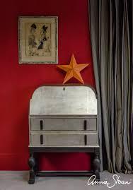 inspiration annie sloan silver bureau