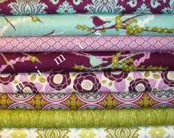 aviary 2 joel dewberry fabric 4 half yard bundle cotton