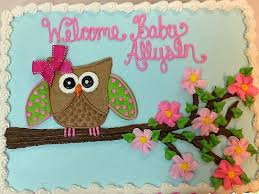 owl baby shower cake baby showers baby reveal celebrations by sonja