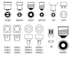 light bulb connector types 55 types of light socket adaptor base converter extender lamp