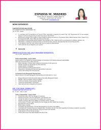 sample dispatcher resume sample objectives in resume for hrm free resume example and sample resume letter for ojt hrm students