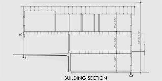 walk out basement floor plans duplex house plans walk out basement house plans d 582