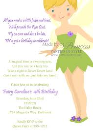 invitation wording imke 3rd birthday ideas fairies pinterest