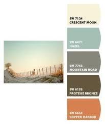 backyard creek palette love the burnt orange and storm like color