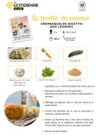 recette de cuisine en les recettes la quotidienne la suite 5 recettes de