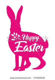 bunny silhouette stock images royalty free images u0026 vectors