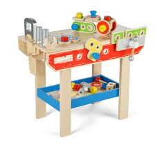 Kids Work Bench Plans Bench Toddlers Work Bench Toys For Children Playing Tools Kids