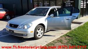 lexus toyota parts parting out 1998 lexus gs 300 stock 3118rd tls auto recycling