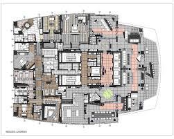 le reve penthouse contemporany 1 300m dubai marina dubai
