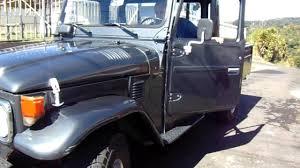 toyota jeep 1980 1980 rare diesel fj40 fj45 hj45 toyota land cruiser pick up
