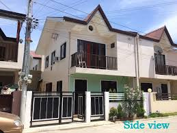 fully furnished 3 bedroom duplex house at bf country homes pajac