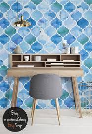Moroccan Small Pattern Wallpaper Peel by