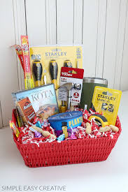 gift basket themes gift basket for men hoosier
