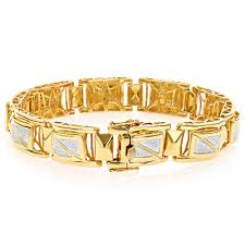 diamond bracelets for men eternity jewelry home yellow gold plated silver diamond bracelet for men ct