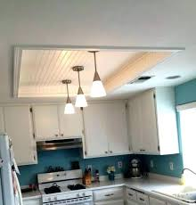 Fluorescent Ceiling Light Fixtures Kitchen Fluorescent Ceiling Light Fixtures Kitchen Chroni