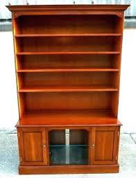 Corner Bookcase Cherry Wood Corner Bookcase Corner Bookshelf For Creative And Efficient