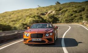 2018 bentley continental supersports cars exclusive videos and