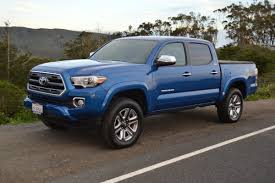 toyota limited 2016 toyota tacoma limited 4 4 double cab review car reviews and