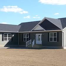 ranch style modular homes buffalo modular homes