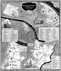 University Of Montana Campus Map by New Jersey Historical Maps