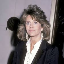 pictures of 1985 hairstyles jane fonda in 1985 jane fonda s hairstyles through the years