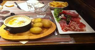 savoyard cuisine restaurant la tablee typical local savoyard cuisine chamonix