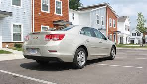 review 2015 chevrolet malibu eco ls the truth about cars