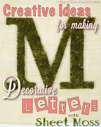 Decorating Wooden Letters Party Ideas By Mardi Gras Outlet Decorating Wooden Letters With