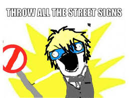 All Of The Things Meme - shizuo all the things meme durarara picture