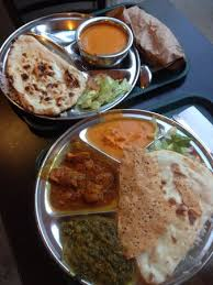 cuisine indiennes non vegetarian thali picture of thali cuisine indienne montreal