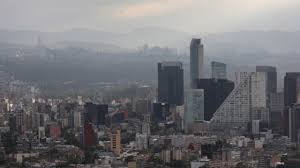 mexico city halloween powerful earthquake hits mexico city sways buildings in capital