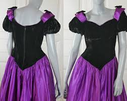 80s prom dress size 12 vintage 80s prom dress etsy