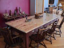 Granite Dining Table EBay - Granite dining room sets