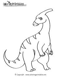 fun dinosaur coloring page a free dinosaur coloring printable