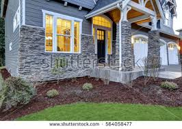 Curb Appeal Usa - landscape curbing stock images royalty free images u0026 vectors