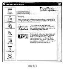 patent us7694135 security systems and services to provide