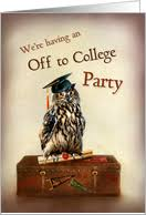 going away to college invitations going away to college party invitations from greeting card universe