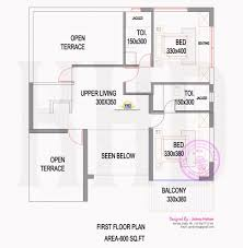 kerala floor plans 5 bedroom house plans 2 story kerala home design inspiration
