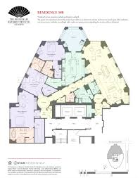Midtown Residences Floor Plan by Mandarin Oriental Residences Atlanta Buckhead Stunning 39th