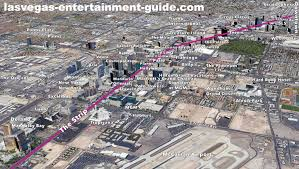 New Orleans Hotels Map by Las Vegas Strip Hotels Map
