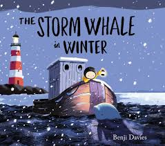 the whale in winter book by benji davies official