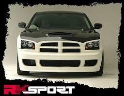 2010 dodge charger pics rk sport front bumper 2006 2010 dodge charger 24012000