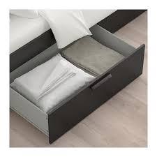 Brimnes Bed Frame Brimnes Ikea King Bed Frame Memory Foam Mattress Furniture In