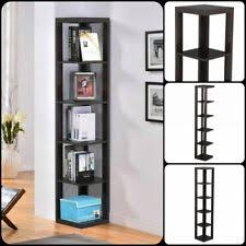Tall Skinny Bookcase Bookcases Ikea Billy Bookcase Black Brown Office Wall Corner Tall