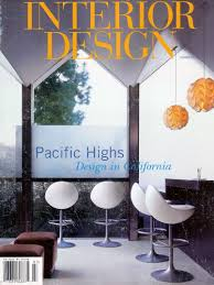 interior design magazine spread about interior design magazines on