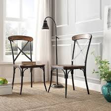 Style Dining Chairs Leather Dining Chairs Ebay In Industrial Style Contemporary 28