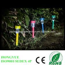 multi colored solar garden lights multi colored solar garden lights wholesale garden light suppliers