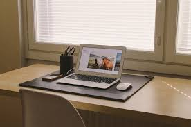 Laptop Desk Free Images Laptop Desk Macbook Apple Table Floor Home